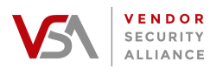 Vendor Security Alliance logo