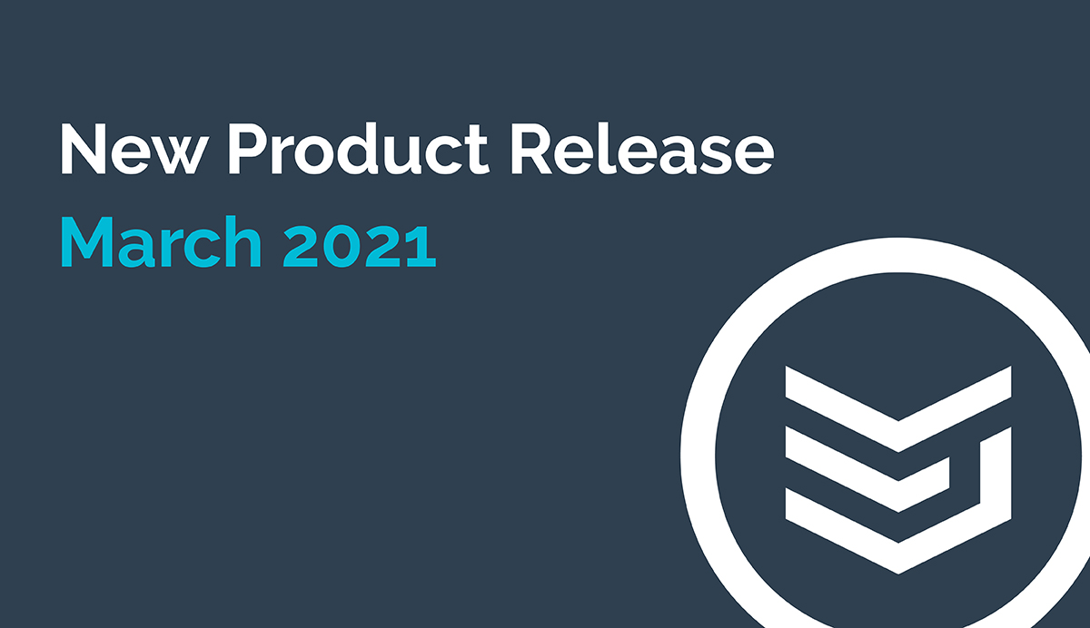March 2021_Product Release